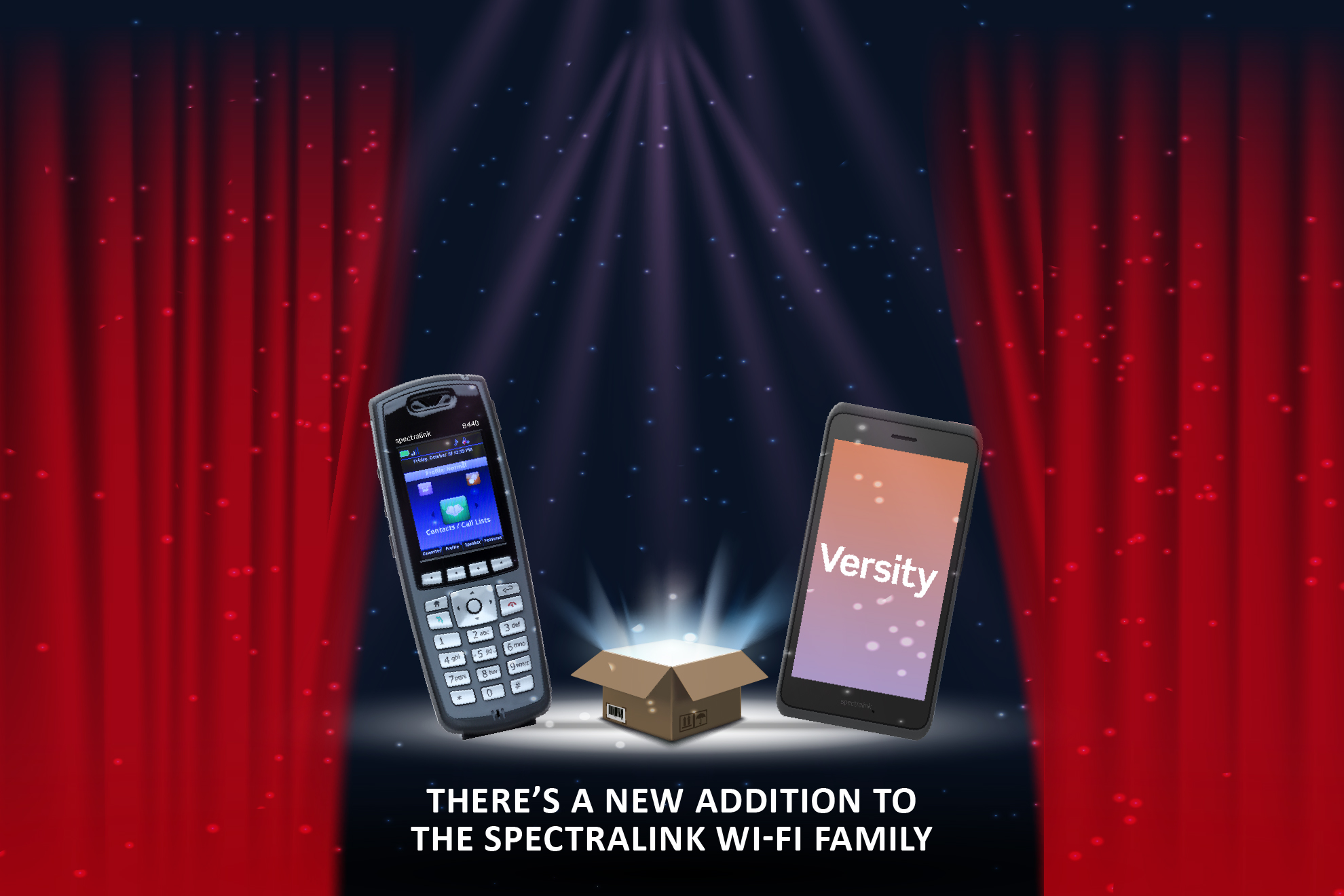 Spectralink Versity Wi-Fi Product Launch