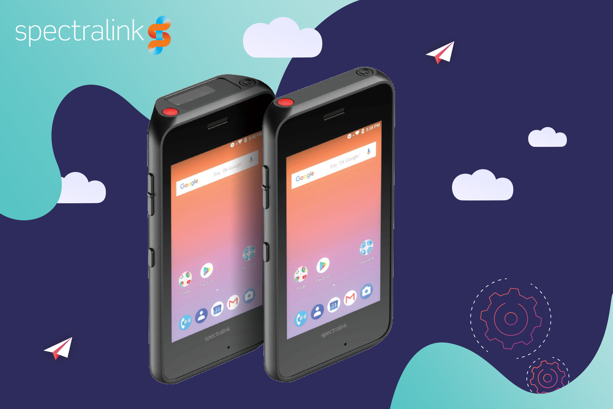 Spectralink introduces the Versity 92 Series Android smartphone