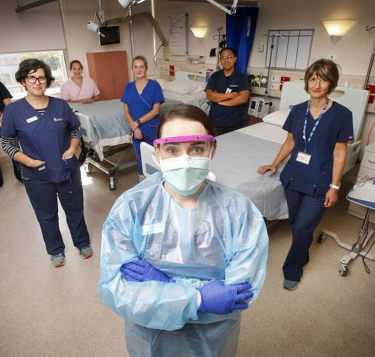 Spectralink Versity helps ACT Health achieve greater infection control